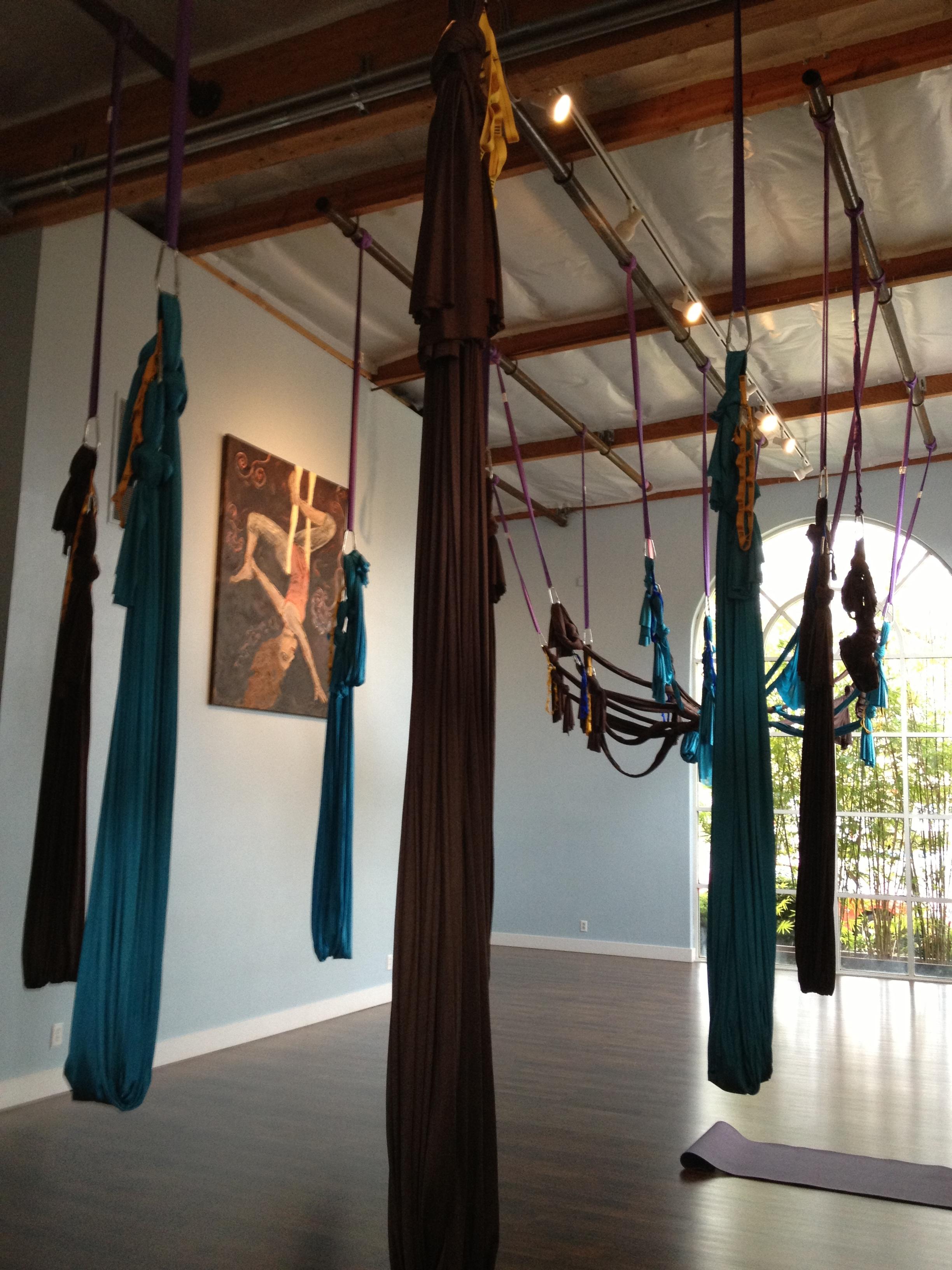 Yoga studio 2