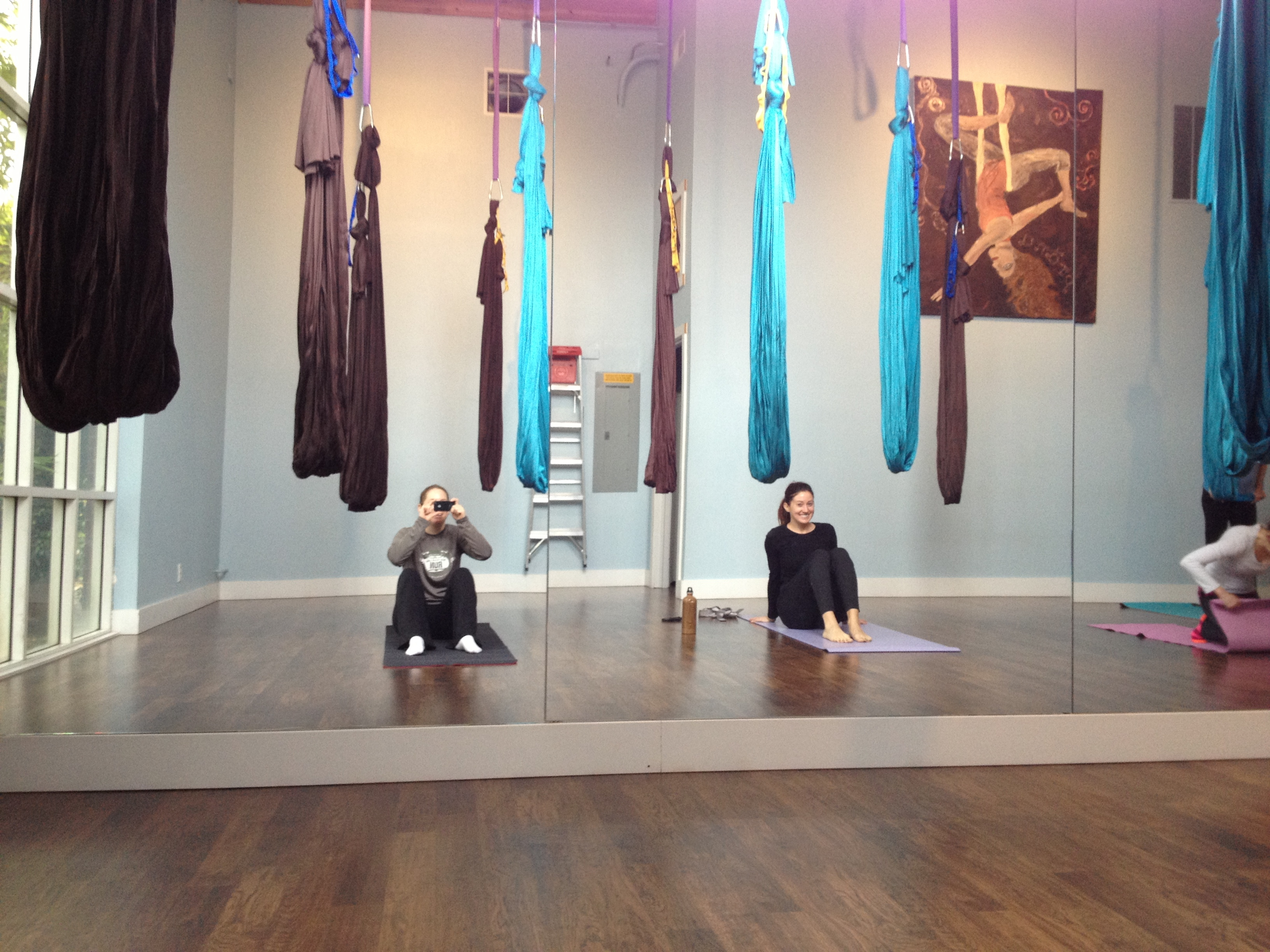 Yoga studio 3