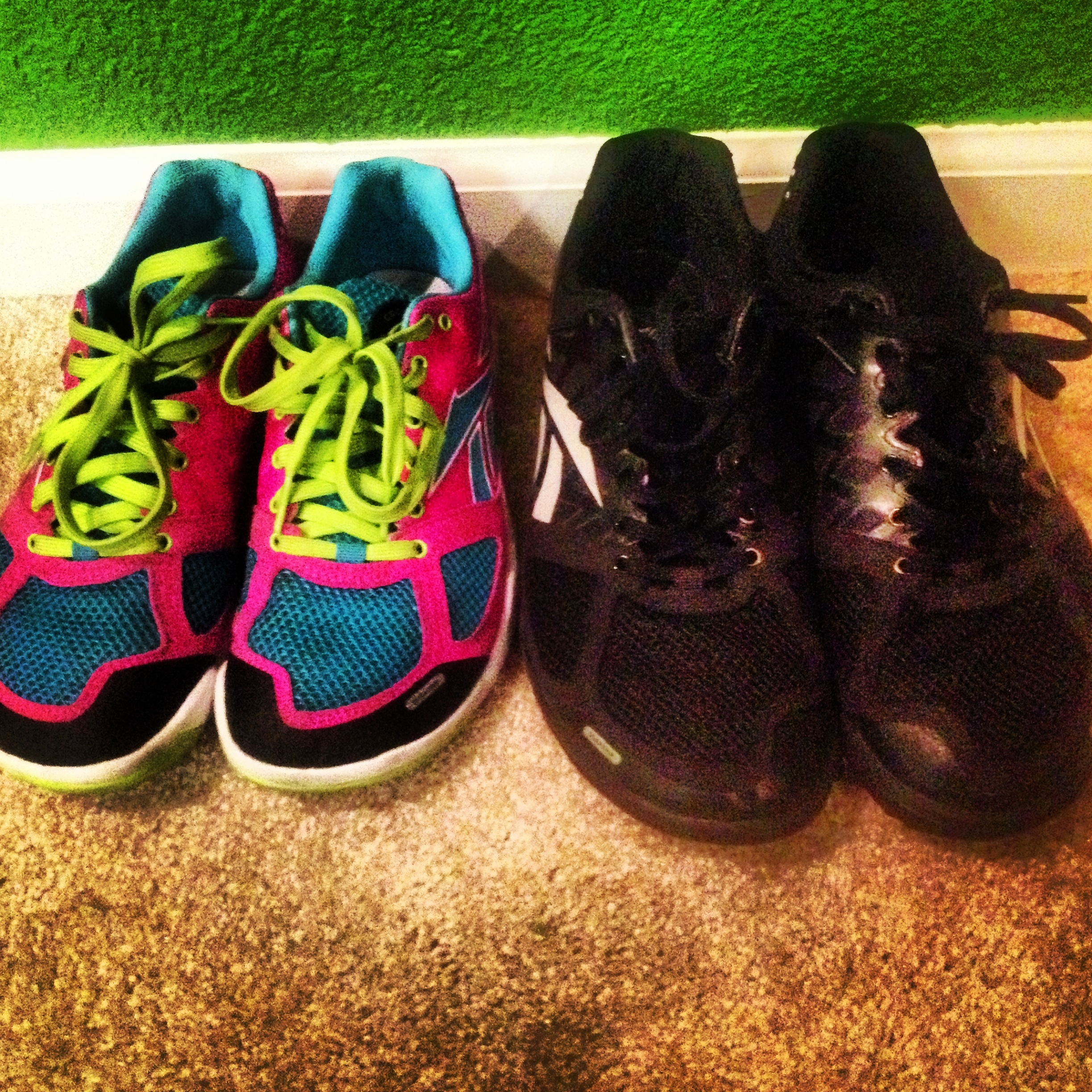 nanos his and hers