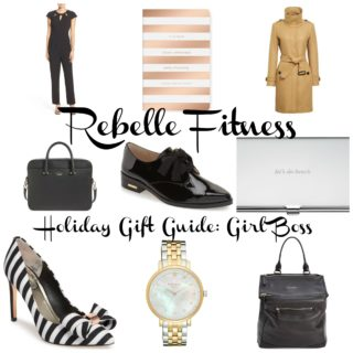 Rebelle Fitness Holiday Gift Guide