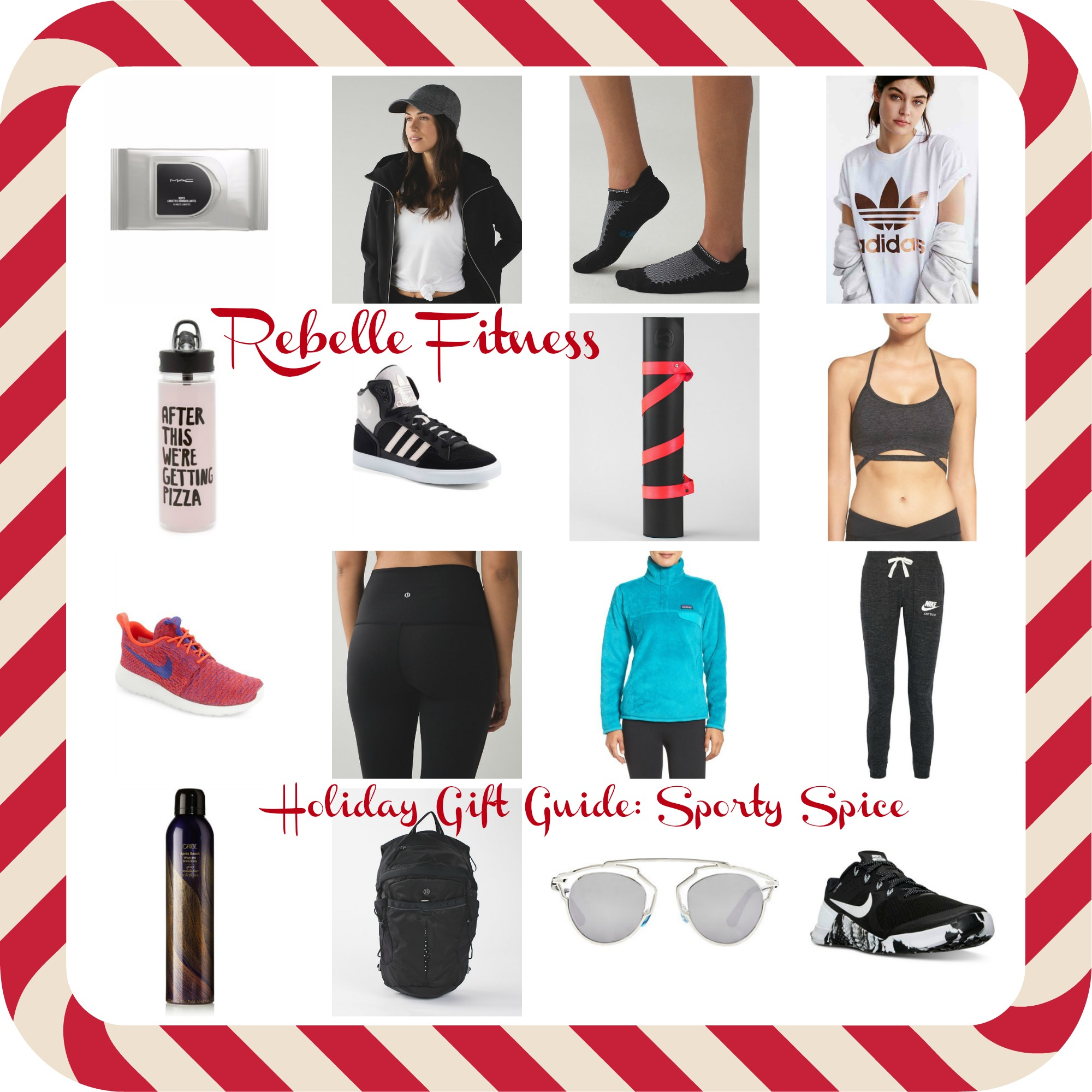 Holiday Gift Guide Sporty Spice